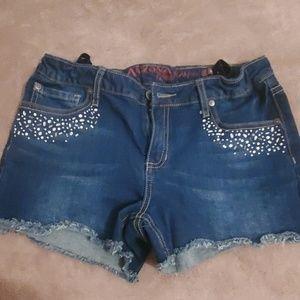 Denim Shorts 3 for $10